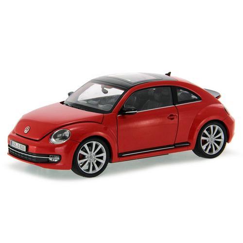 Carrinho Volkswagen The Beetle 1:24 Dmc3942 Welly
