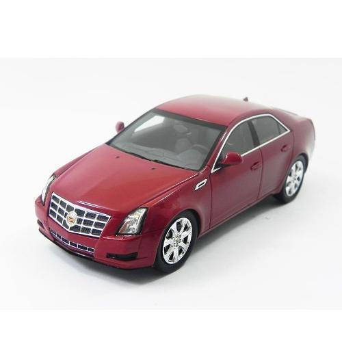 Carrinho 2011 Cadillac Cts Sport Sedan 1:43 100990 Luxury