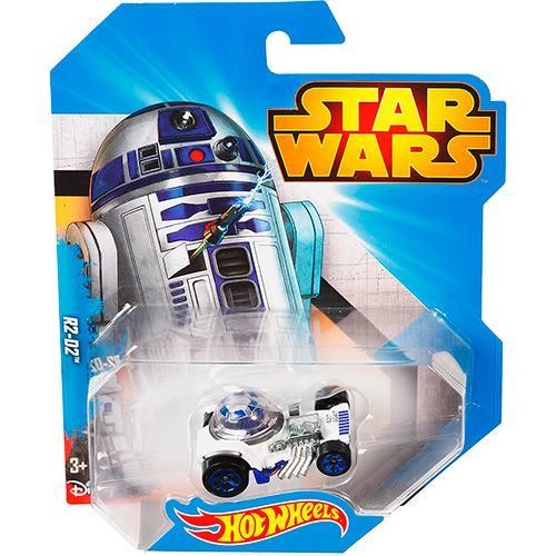 Carrinho Hot Wheels Star Wars R2d2 Mattel