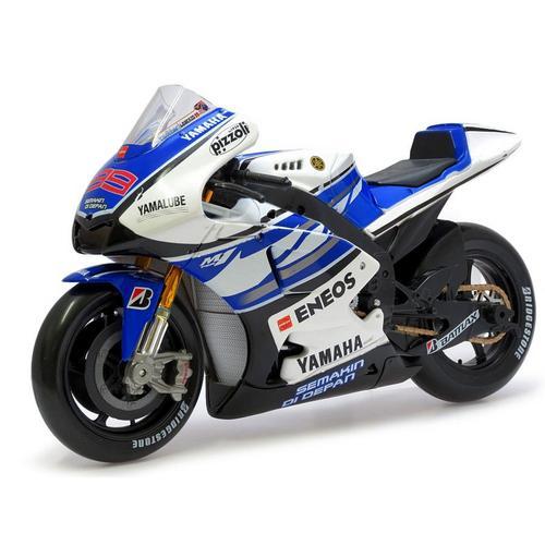 Moto Yamaha 2012 Jorge Lorenzo Moto Gp 1:10 Maisto