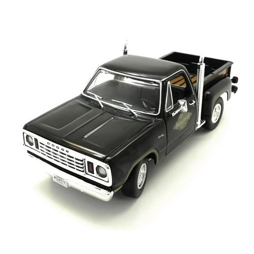 Carrinho Dodge Midnite Express 1978 1:18 Amm1016/06 Autoworld