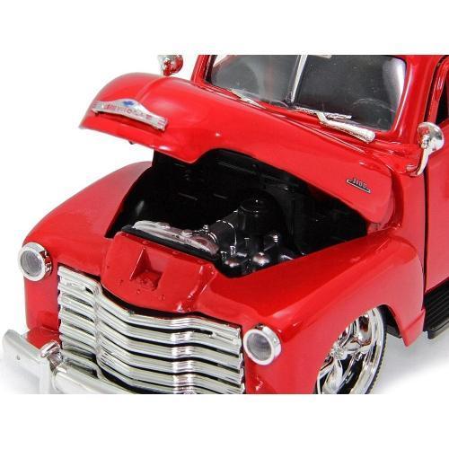 Carrinho Chevy Pick Up 1953 1:24 Jada Toys