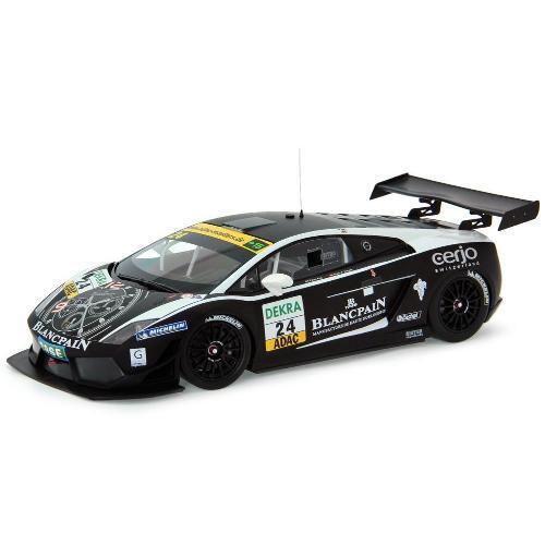 Carrinho Lamborghini Gallardo Lp600 Gt3 24 Gt Masters 2011 1:18 Minichamps