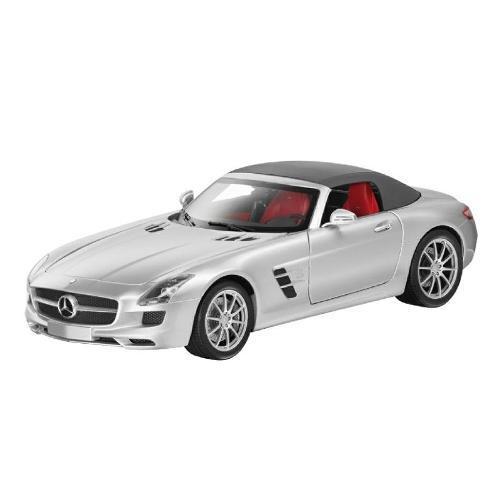 Carrinho Mercedes-benz Sls Roadster 1:18 Minichamps