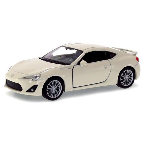 Carrinho Toyota 86 1:36 Welly