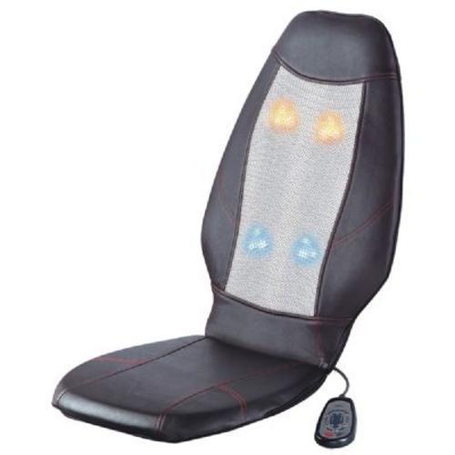 Massageador Assento Shiatsu Car Evolution 220v Cinza Quality Brasil Qb024