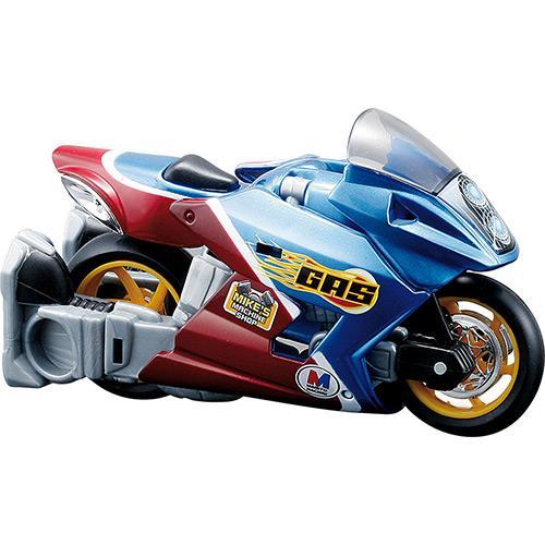 Moto Cykons Urban Cycle Robots 1:18 Gas Maisto