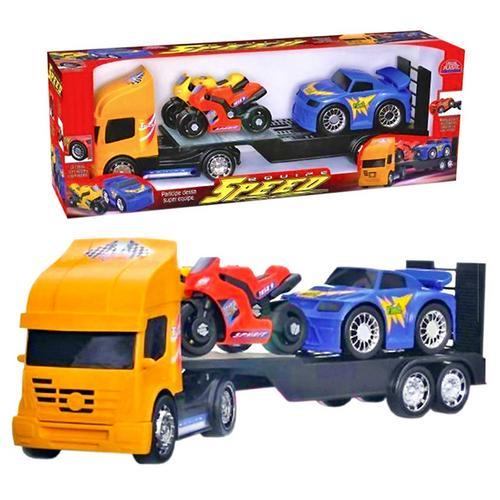 Caminhão Equipe Speed Usual Plastic