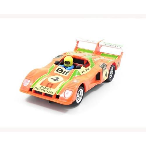 Carrinho Renault Alpine 2000 Vintage 1:32 Scx64910 Scx