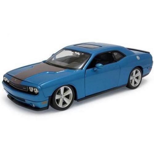 Carrinho Dodge Challenger Srt8 2008 1:24 Jada Toys