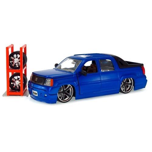 Carrinho Cadillac Escalade Ext 2002 1:24 Jada Toys