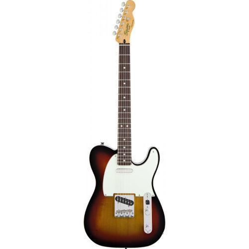 Guitarra Squier Classic Vibe Telecaster Custom 030-3030-500 Sunburst