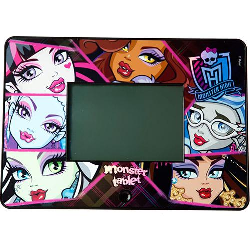 Tablet Monster High Full Touch 40 Atividades Candide