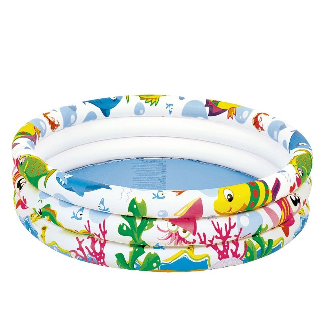 Piscina Circular Jilong Sea World Infantil 75l