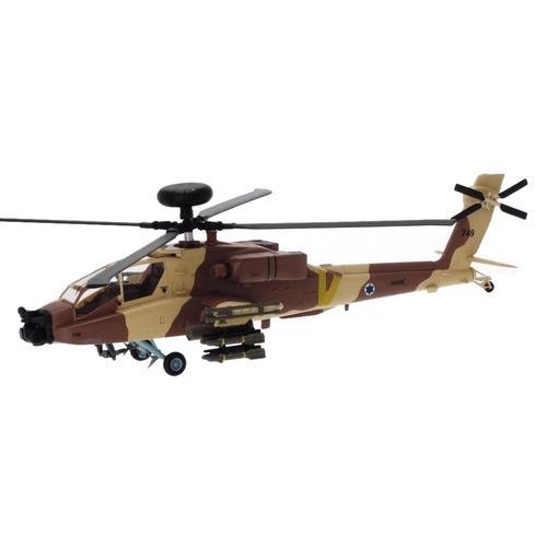 Helicóptero Ah-64d Longbow 1:72 Easy Model