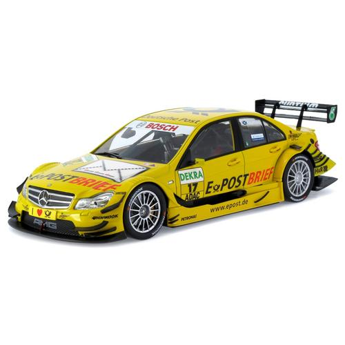 Carrinho Mercedes Benz C Class Dtm 2011 David Coulthard 1:18 Norev