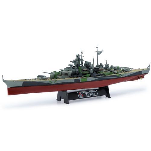 Navio German Battleship 1943 Tirpitz 1:700 Unimax