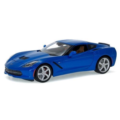Carrinho Corvette Stingray 2014 Coupe 1:18 Maisto