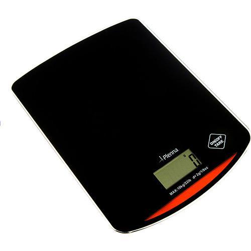 Balanca de Cozinha Plenna Elite 10kg Preto Digital
