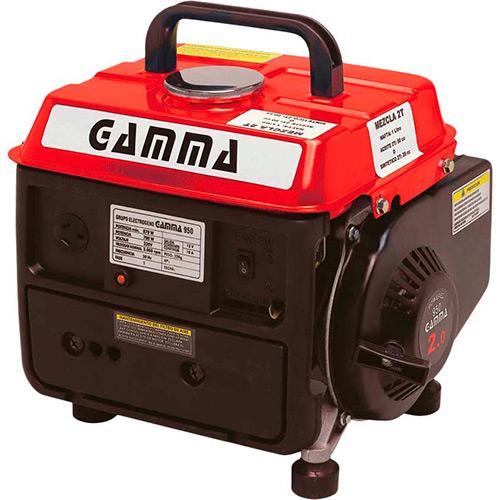 Gerador de Energia Gasolina 800w Gamma Monofásico 110v - Ge3441br1
