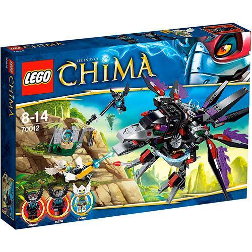 Lego Chima Corvo Mordedor Razar 70012