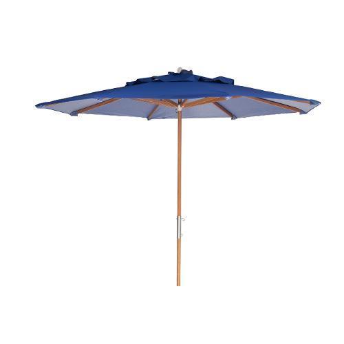 Ombrelone Mestra Central Madeira - Bagun Azul 200