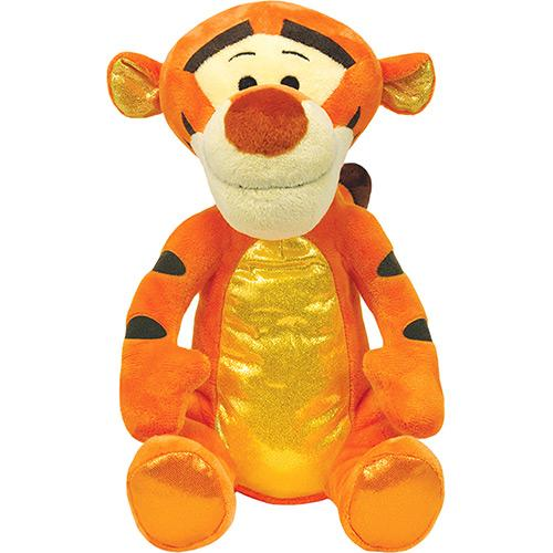 Pelúcia Beanie Baby Tigrão Dtc
