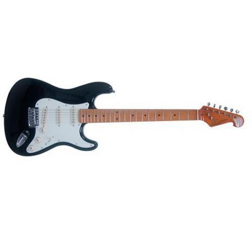 Guitarra Sx Sst57bk Preta