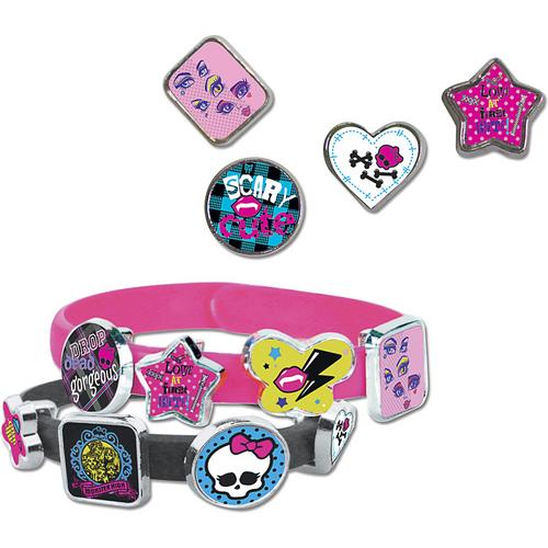Miçanga Bracelete Monster High 73450 Fun Divirta-se