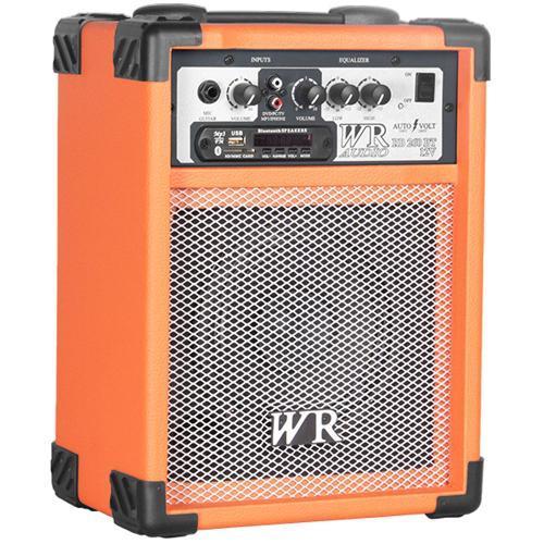 Caixa Acústica Wr Audio Multiuso - Laranja 40 W Rms Rb260l
