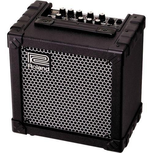 Caixa Acústica Roland Cubo 20 W Rms Cube20x