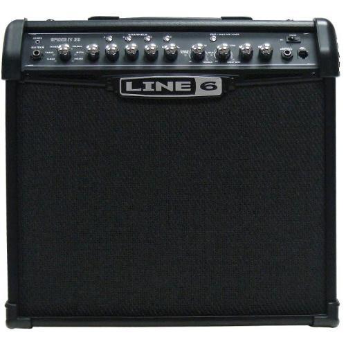 Caixa Acústica Line 6 Cubo 30 W Rms Spid430