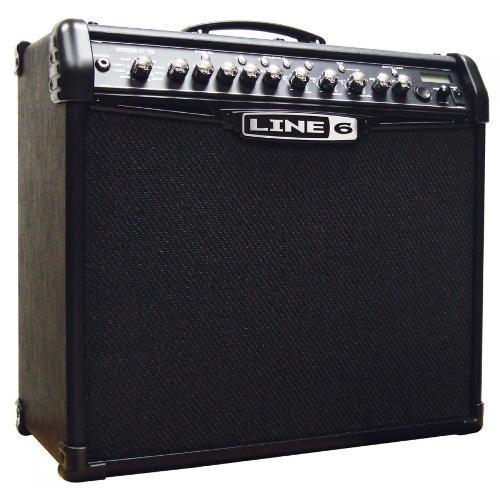Caixa Acústica Line 6 Amplificada Spid475