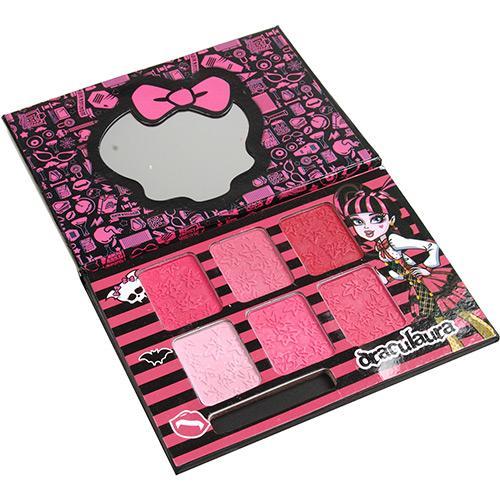Make Up Set Blush 6 Cores Monster High 4001 Candide
