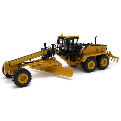 Cat - Motoniveladora Caterpillar 24m 1:50 Norscot - Máquinas e Invenções