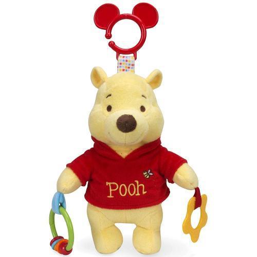 Pelúcia Pooh Atividades 3702 Buba