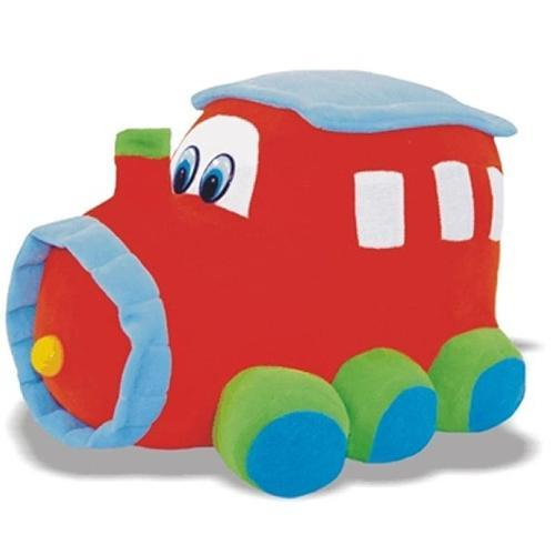 Pelúcia Trenzinho 25 Cm Soft Toys