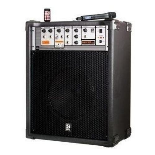 Caixa Acústica Staner Multiuso Amplificada 60 W Rms Onyx612
