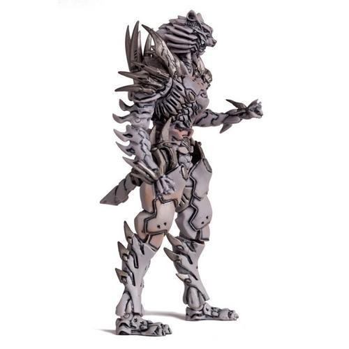 Figura Sic Kiwami Tamashii Wolf Orphnoch Namco Bandai Games