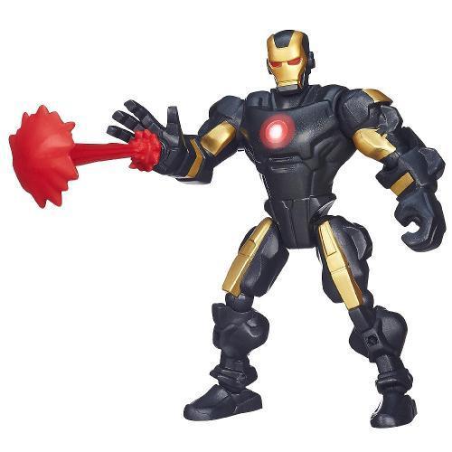 Boneco Iron Man Superhero Mashers Hasbro