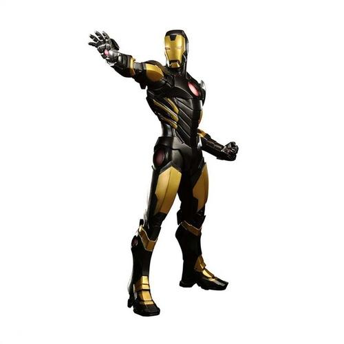 Figura Iron Man Black Marvel Kotobukiya