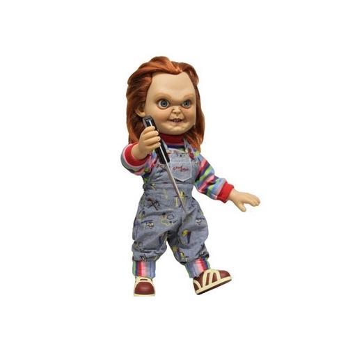 Boneco Good Guy Chucky 37cm Mezco