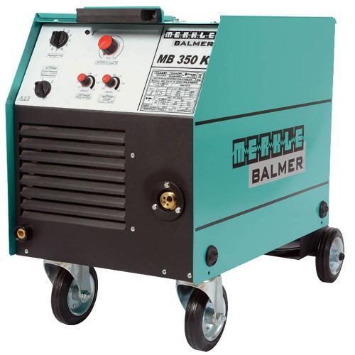 Máquina de Solda Mb350k 380v Merkle Balmer