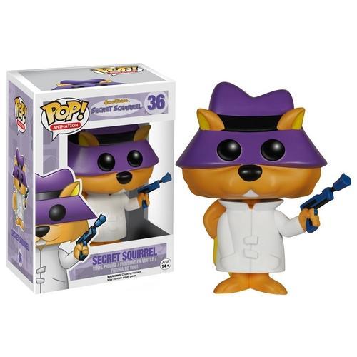 Boneco Secret Squirrel (esquilo Sem Grilo) Funko