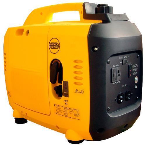 Gerador de Energia Gasolina 2600w Nagano Monofásico 110v - Ig26001
