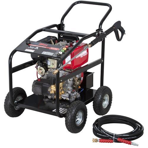 Lavadora de Alta Pressão a Combustão à Diesel 3600 Lbs - Jd10t250 Jetmac