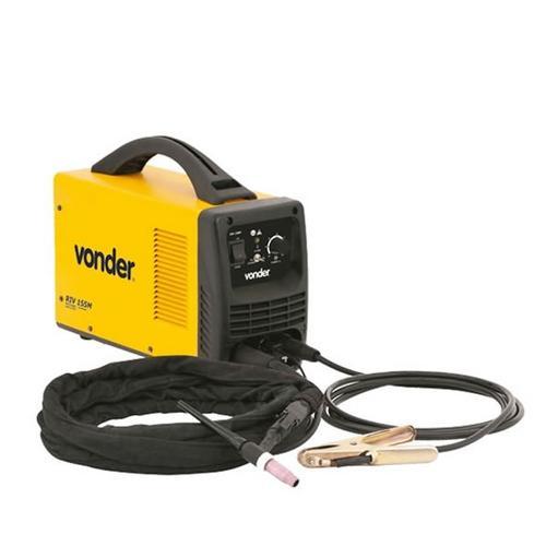 Máquina de Solda Retificador Inversor Riv155m 220v Vonder