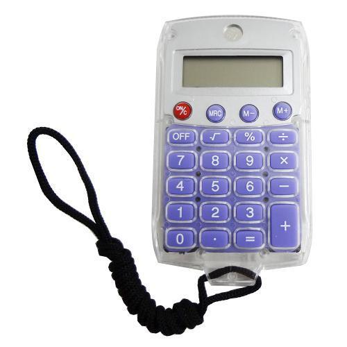 Calculadora Básica Com Cordão Ys8961 Yins