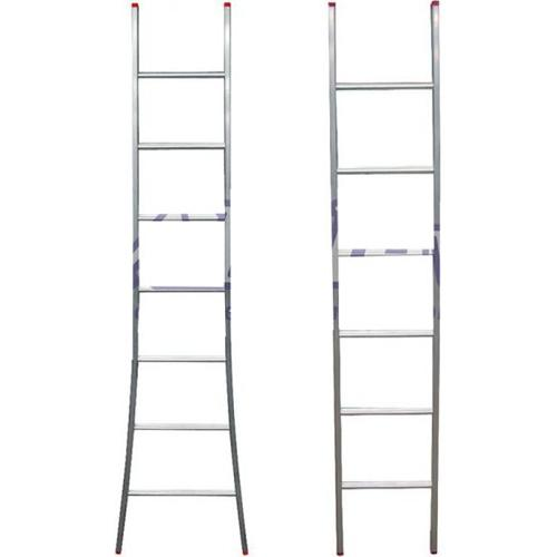 Escada de Alumínio Paralela 15 Degraus Pe115 Alulev