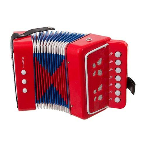 Acordeon - Mini Sanfona 000182 Shiny Toys